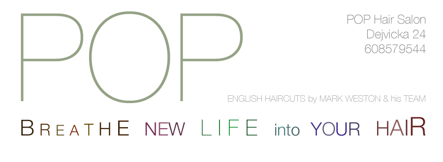 POP hair salon 2020